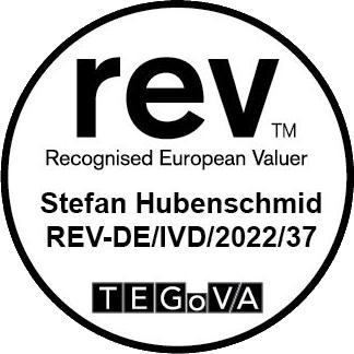 REV Stempel 2018
