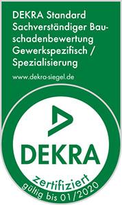 DEKRA-zertifizierter Sachverständiger für Bauschadenbewertung Neuss