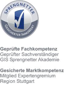 Bausachverständiger für die Markt- und Beleihungswertermittlung von Immobilien (Sprengnetter Akademie)