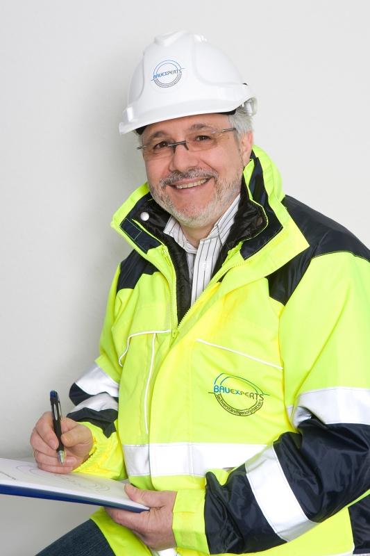 Bausachverständiger und Baugutachter für Düsseldorf und Umgebung - Dipl.-Ing. Armando Prieto-Colinas