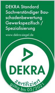 DEKRA zertifizierter Bausachverständiger Bauschadenbewertung D1 für das Schreinergewerk